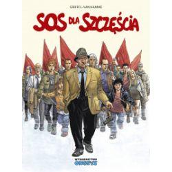 SOS dla szczęścia - Jean Van Hamme, Griffo - Książka