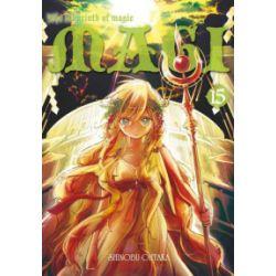 Magi. The labyrinth of magic. Tom 15 - Shinobu Ohtaka - Książka