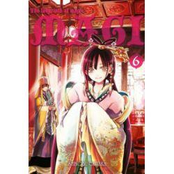 Magi. The labyrinth of magic. Tom 6 - Shinobu Ohtaka - Książka
