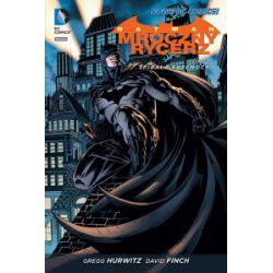 Batman. Mroczny Rycerz. Tom 2. Spirala przemocy - Gregg Hurwitz, David Finch - Książka