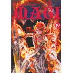 Magi. Labyrinth of Magic. Tom 19 - Shinobu Ohtaka - Książka