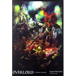 Overlord. Tom 2. Mroczny wojownik - Kugane Maruyama - Książka