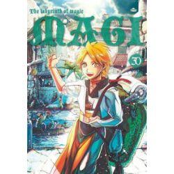 Magi. The Labyrinth of Magic. Tom 30 - Shinobu Ohtaka - Książka