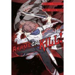 Akame ga Kill! Tom 14 - Takahiro, Tetsuya Tashiro - Książka Pozostałe