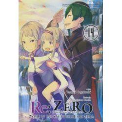 Re: Zero. Życie w innym świecie od zera. Tom 14 - Tappei Nagatsuki - Książka