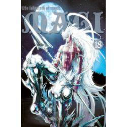 Magi. The labyrinth of magic. Tom 18 - Shinobu Ohtaka - Książka