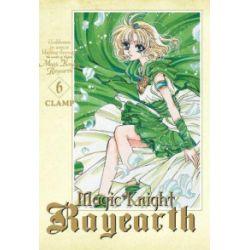 Magic Knight Rayearth. Tom 6 - Clamp - Książka