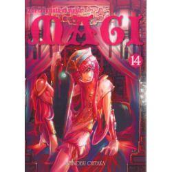 Magi. The labyrinth of magic. Tom 14 - Shinobu Ohtaka - Książka