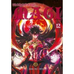 Magi: Labyrinth of Magic. Tom 12 - Shinobu Ohtaka - Książka