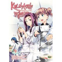 Kulinarne pojedynki. Tom 9 - Shun Saeki, Yuto Tsukuda - Książka
