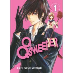 QQ Sweeper. Tom 1 - Kyouske Motomi - Książka