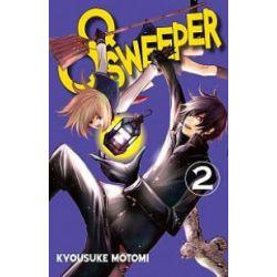 QQ Sweeper. Tom 2 - Kyouske Motomi - Książka