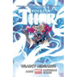 Potężna Thor. Tom 2. Władcy Midgardu - Jason Aaron, Russell Dauterman, Rafa Garrés - Książka