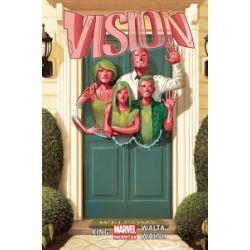 Vision - Tom King, Gabriel Hernandez Walta, Michael Walsh - Książka Pozostałe