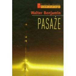Pasaże - Walter Benjamin - Książka