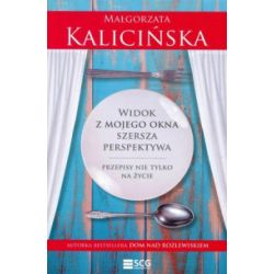 Widok z mojego okna szersza perspektywa - Małgorzata Kalicińska - Książka