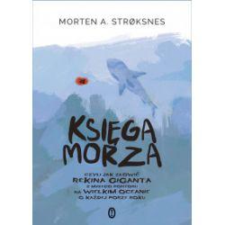 Księga morza - Morten A. Stroksnes - Książka Książki i Komiksy