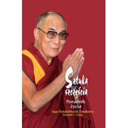 Sztuka szczęścia - Howard C. Cutler, Jego Świątobliwość Dalajlama - Książka Książki i Komiksy