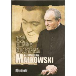 Bóg, honor, ojczyzna - Stanisław Małkowski, Aldona Zaorska - Książka Książki i Komiksy