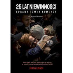 25 lat niewinności (oprawa miękka, 320 stron, rok wydania 2020) - Grzegorz Głuszak - Książka Książki i Komiksy