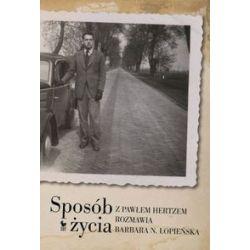Sposób życia - Barbara Łopieńska, Paweł Hertz - Książka Książki i Komiksy