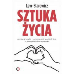 Sztuka życia - Zbigniew Lew-Starowicz - Książka Książki i Komiksy