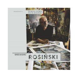 Grzegorz Rosiński. Monografia - Patrick Gaumer, Piotr Rosiński - Książka Książki i Komiksy