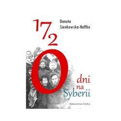 1720 dni na Syberii - SIENKOWSKA-HAFFKE D. - Książka Książki i Komiksy