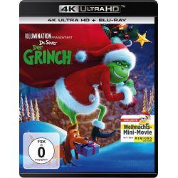 Der Grinch (2018) - Weihnachts-Edition (4K Ultra HD) (+ Blu-ray)