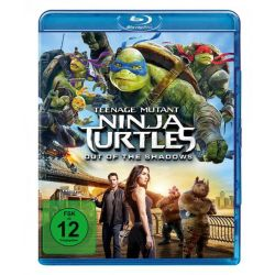 Teenage Mutant Ninja Turtles - Out of the Shadows Pozostałe