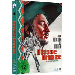 Heiße Grenze - Limited Mediabook-Edition - Uncut (plus Booklet/HD neu abgetastet) (+ DVD) Pozostałe