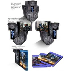 Transformers 1-3 - Limited Autobot Collection