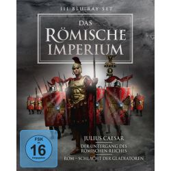 Das Römische Imperium - Box [3 BRs] Zagraniczne