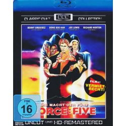 Force: Five - Die Macht der Fünf - Uncut/Classic Cult Collection