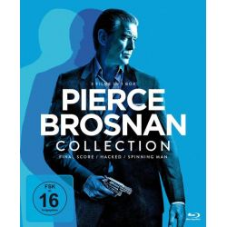 Pierce Brosnan Collection [3 BRs]