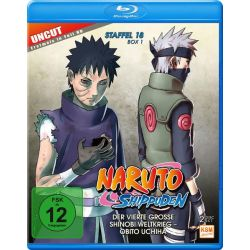Naruto Shippuden - Box 18.1 Pozostałe