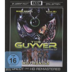 The Guyver - Uncut/Remastered Edition - Classic Cult Collection Pozostałe