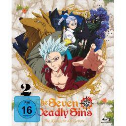 The Seven Deadly Sins - Die Rückkehr der Gebote - 2. Staffel/Vol. 2 (Eps. 7-12)