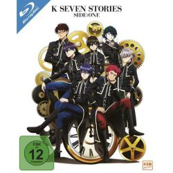 K Seven Stories - Side: One (Movie 1-3) [3 BR] Pozostałe