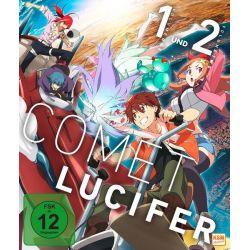 Comet Lucifer - Complete Edition: Episode 01-12 [2 BRs]
