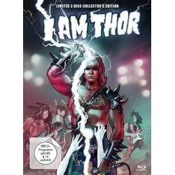 I am Thor - Jon Mikl Thor (OmU) - Mediabook (+ DVD) (+ Bonus DVD) Limited Collector's Edition