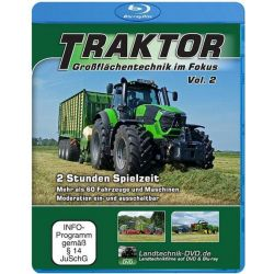 Traktor-Großflächentechnik im Fokus Vol. 2