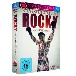Rocky - Complete Saga [6 BRs]