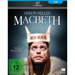Macbeth (Filmjuwelen) [2 BRs] Filmy