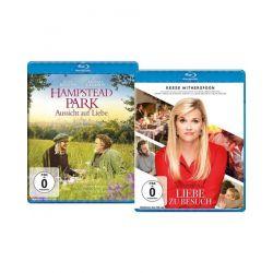Bundle: Hampstead Park / Liebe zu Besuch LTD. [2 BRs] Filmy