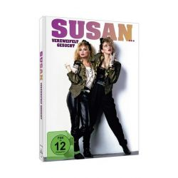 Susan verzweifelt gesucht - Mediabook (+ DVD) Filmy