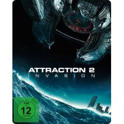 Attraction 2: Invasion - Limited SteelBook Filmy