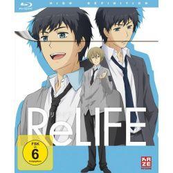 ReLIFE - Vol. 1 + Sammelschuber (Limited Edition) Filmy