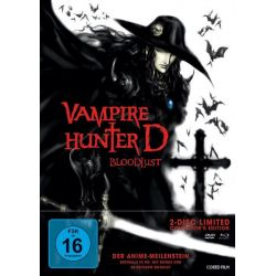 Vampire Hunter D: Bloodlust - Limited Collector's Edition (+ DVD) Pozostałe