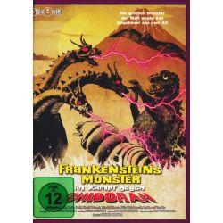 Frankensteins Monster im Kampf gegen Ghidorah - Mediabook (+ DVD) Limited Collector's Edition
